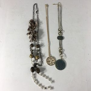 Jewelry - Mix Lot of Three Necklaces